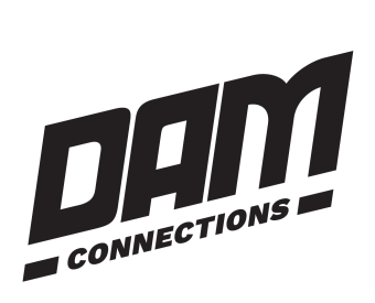 damconnections LOGO black transparent